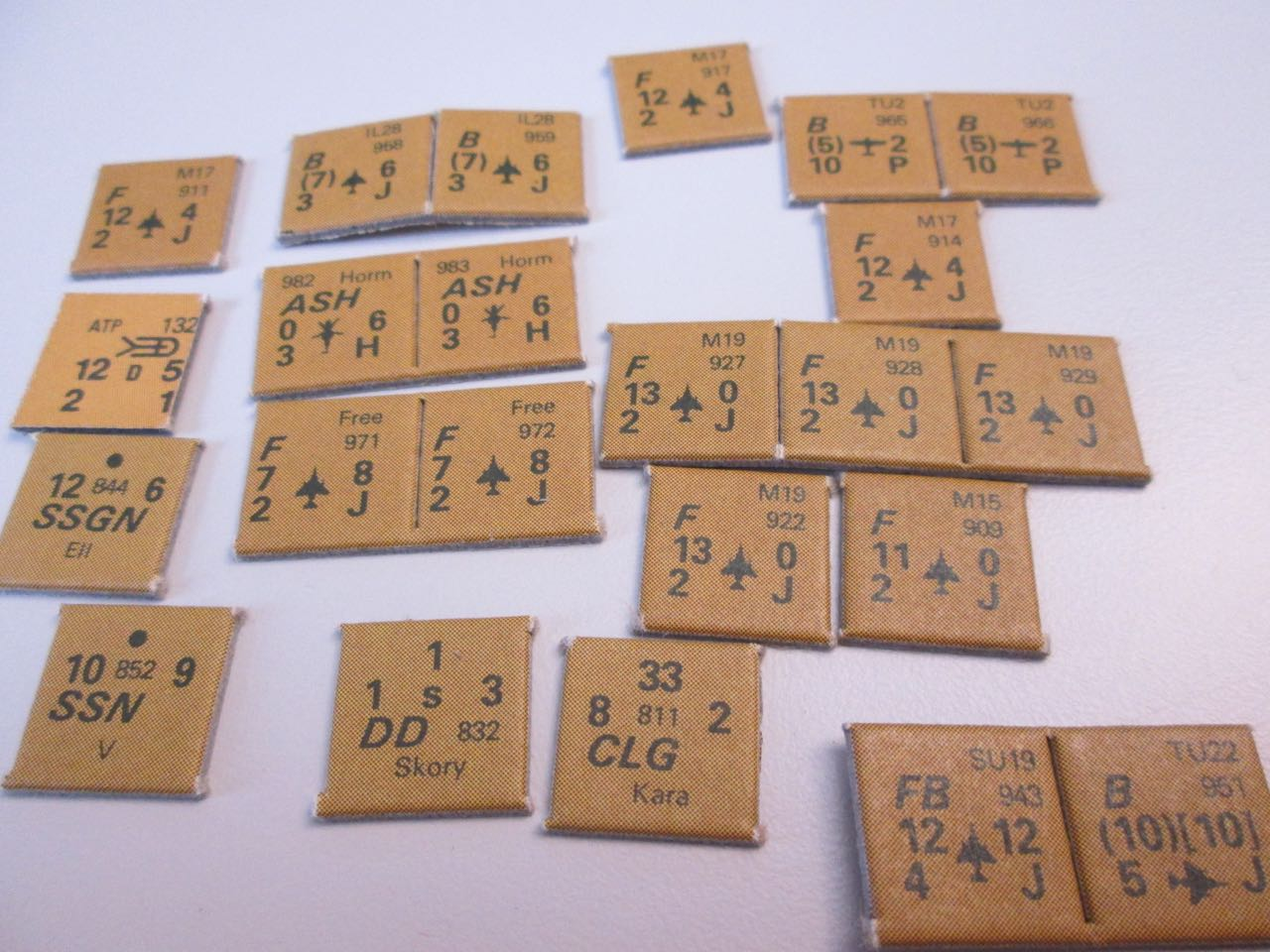Russian Counters