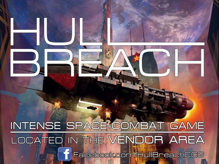Hull-Breach